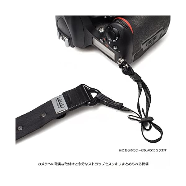[ベルーフ] カメラストラップGIBBON 3...の紹介画像6