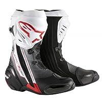 alpinestars(アルパインスターズ) バイクブーツ ブラック/レッド/ホワイト (EUR 42/26.5cm) スーパーテックRブーツ0015