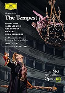 Ades: The Tempest [DVD] [Import]