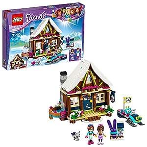 """レゴ(LEGO)フレンズ スキーリゾート""""スノーロッジ"""" 41323"""