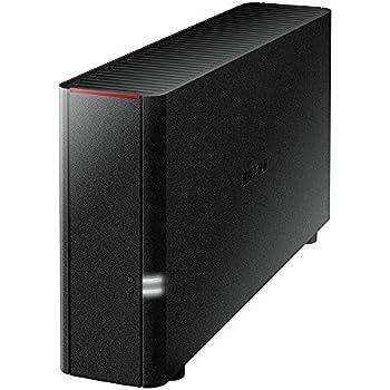 BUFFALO リンクステーション スマホ・タブレットで使える ネットワークHDD(NAS) 2TB LS210D0201C