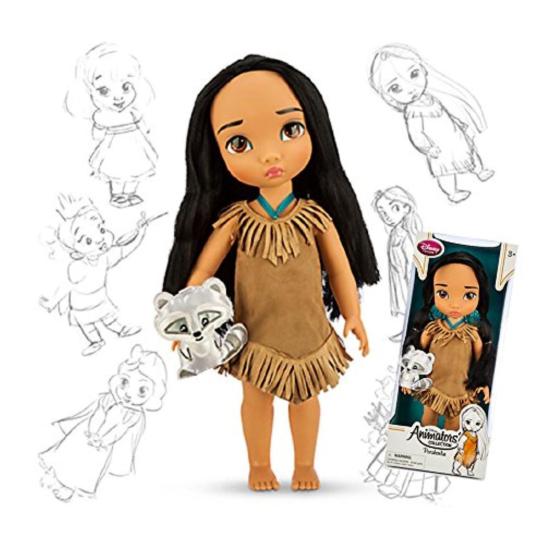 ディズニー プリンセス ポカホンタス アニメーター ドール 16インチ 40cm 人形 コレクション 2014