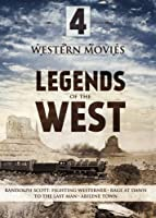 4-Movie Legends of the West 1 [DVD] [Import]