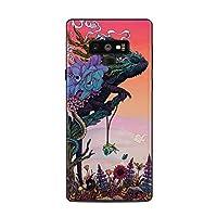Decalgirl Samsung Galaxy Note 9用スキンシール Phantasmagoria