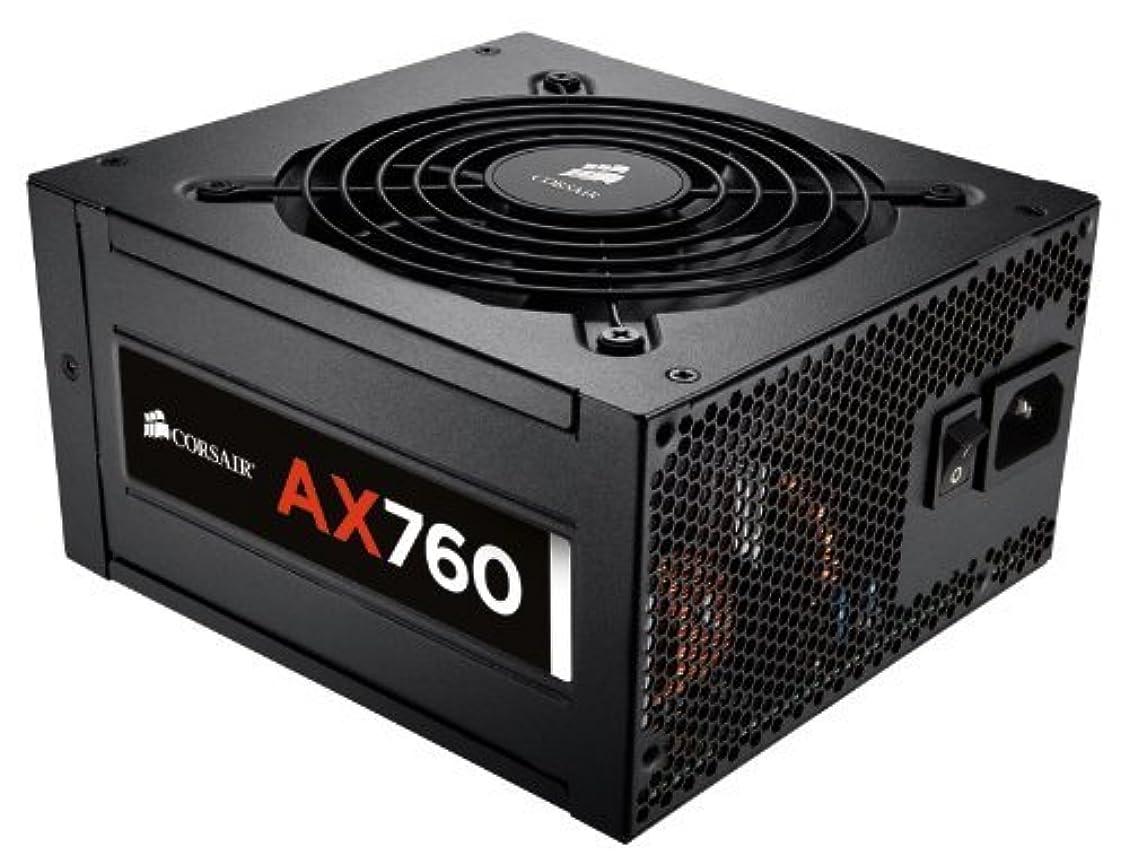 レール備品乱暴なCorsair AX Series, AX760, 760 Watt (760W), Fully Modular Power Supply, 80+ Platinum Certified [並行輸入品]