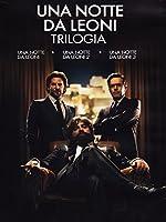 Una Notte Da Leoni - La Trilogia (3 Dvd) [Italian Edition]