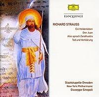 Strauss: Ein Heldenleben / Don Juan / Also sprach Zarathustra / Tod und Verklarung (2008-10-13)