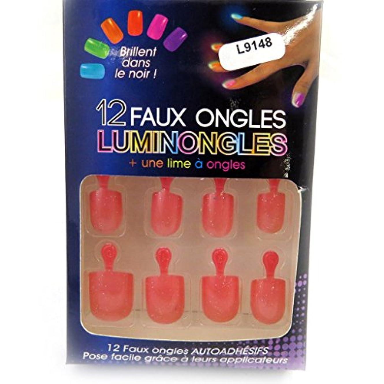 永久自宅で寸法[リリーの宝 (Les Tresors De Lily)] (Luminongles コレクション) [L9148] アクリルスカルプチュア ピンク