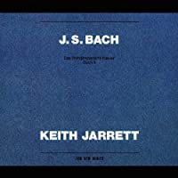 Bach: Well-Tempered Clavier Book 2 / Keith Jarrett (2000-04-18)