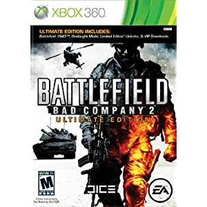 Battlefield Bad Company 2 Ultimate Edition (輸入版:北米・アジア) - Xbox360