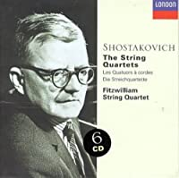 Shostakovich: The String Quartets (2001-12-21)