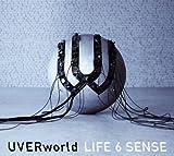 LIFE 6 SENSE(初回限定盤)(DVD付) 画像