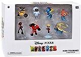 ディズニー ピクサー 2インチ コレクティブルフィギュア 8ピース ギフトセット 【ファインディング・ニモ/ウォーリー/Mr.インクレディブル】 Disney PIXAR