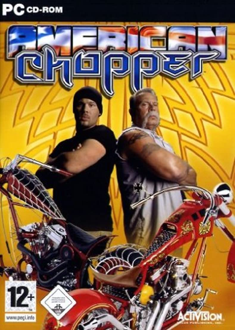 American Chopper (輸入版)