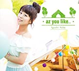 "az you like...<初回限定盤>"" style=""border: none;"" /></a></div> <div class="