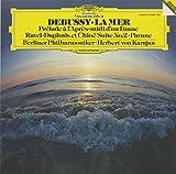 ドビュッシー:「海」,「牧神の午後への前奏曲」,ラヴェル:「亡き王女のためのパヴァーヌ」,ダフニスとクロエ第二組曲