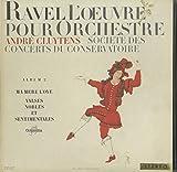 「ラヴェル:管弦楽曲集Vol.2」マ・メール・ロワ,高雅で感傷的なワルツ