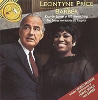 Leontyne Price Sings Barber by Leontyne Price