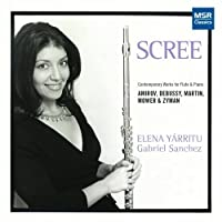 Scree: Contemporary Works for Flute & Piano