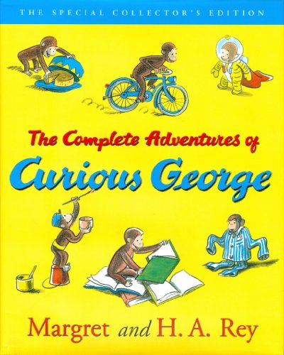 Complete Adventures of Curious Georgeの詳細を見る