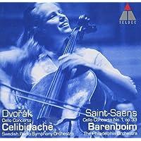 Cto for Cello & Orchestra in B Minor & A Minor