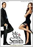 Mr.&Mrs.スミス スタンダード・エディション[DVD]