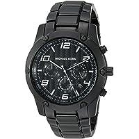 Michael Kors Men's Caine Black Watch MK8473