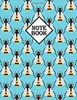 """Notebook: Beehive Inspection Checklist Log Book. 8.5 x 11"""" Helpful Beekeeper Record Book to Track Beehive Health, Appearance and Conditions"""