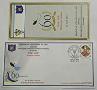 Military College of Electronics and Mechanical Engineering Secunderabad-Army Postal Cover (APO)