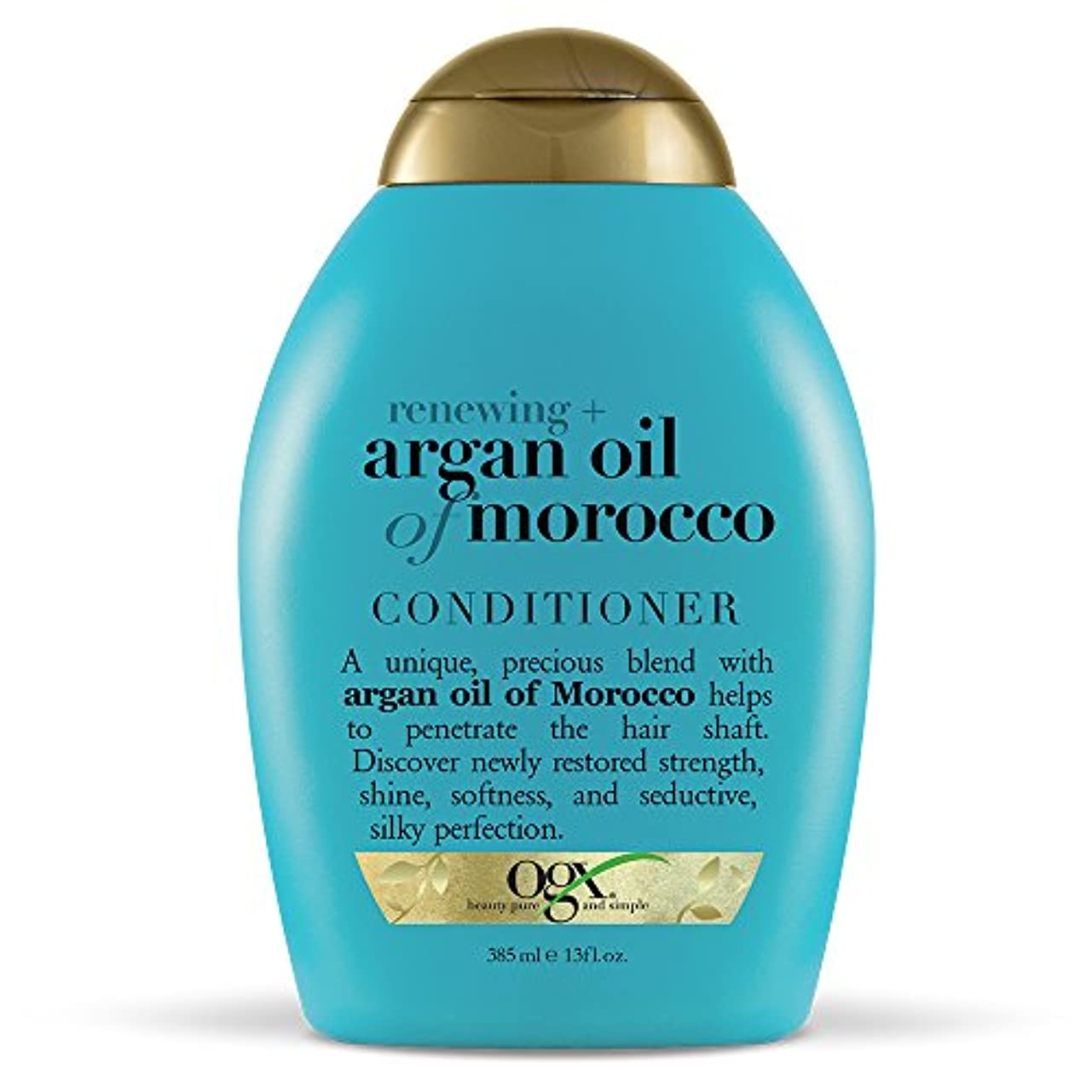甥マッシュポジティブOrganix Conditioner Moroccan Argan Oil 385 ml (並行輸入品)