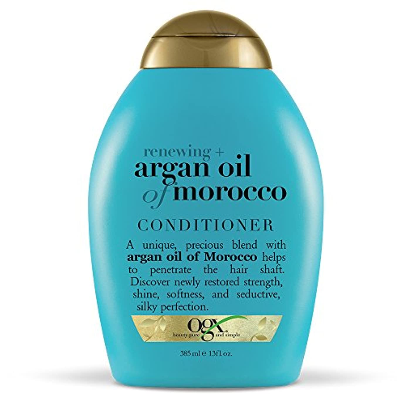 地獄噛む実行Organix Conditioner Moroccan Argan Oil 385 ml (並行輸入品)