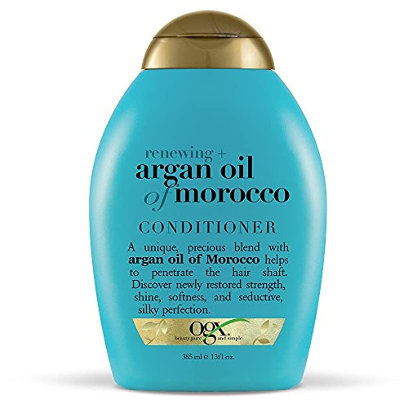 機関車悲惨なの間でOrganix Conditioner Moroccan Argan Oil 385 ml (並行輸入品)