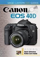 Canon EOS 40D [DVD]