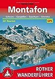 Montafon: Schruns - Gargellen - Gaschurn - Silvretta. 50 Touren. Mit GPS-Daten (Rother Wanderfuehrer) 画像