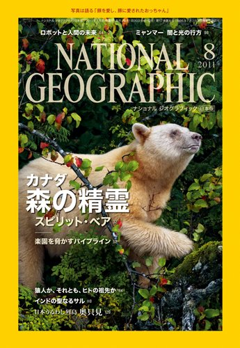 NATIONAL GEOGRAPHIC (ナショナル ジオグラフィック) 日本版 2011年 08月号 [雑誌]の詳細を見る
