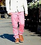 カーゴパンツ メンズ スリム ミリタリー 黒 カーキ ストレート【q946】 スペード画像⑤