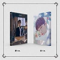 ユンジソン ワナーワン YUN JI SUNG - Aside [傍+白 ver. SET] 2CD+Photobook+4Postcard+6Sticker+4Photocard [韓国盤]
