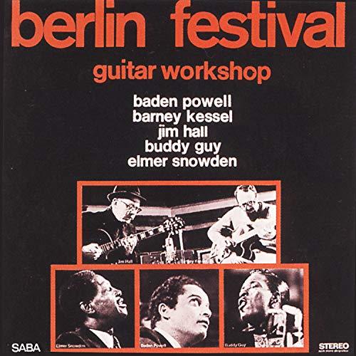 Berlin Festival Guitar Workshop