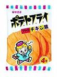 東豊製菓 ポテトフライフライドチキン味 4枚×20袋