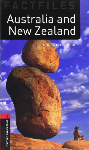 Australia and New Zealand: Stage 3 (Oxford Bookworms Library, Factfiles)の詳細を見る