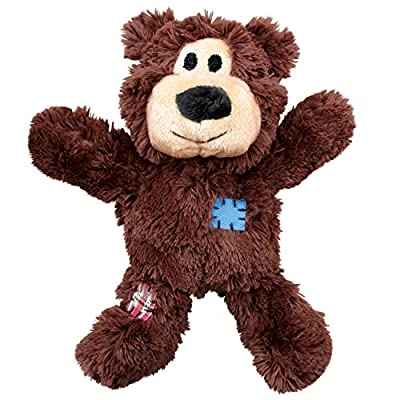 Kong Wild Knots Bear X-Large Dog Toy- Assorted Colors