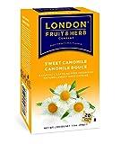 ロンドンフルーツ&ハーブ ティーバッグ スイートカモミール 20袋
