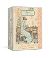 Jane Austen Note Cards - Pride and Prejudice