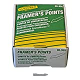 Fletcher-Terry Co Framers Stacked Points 08-950, Silver, 5/8 in