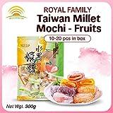 Royal Family Taiwan Fruits Millet Mochi, 300g