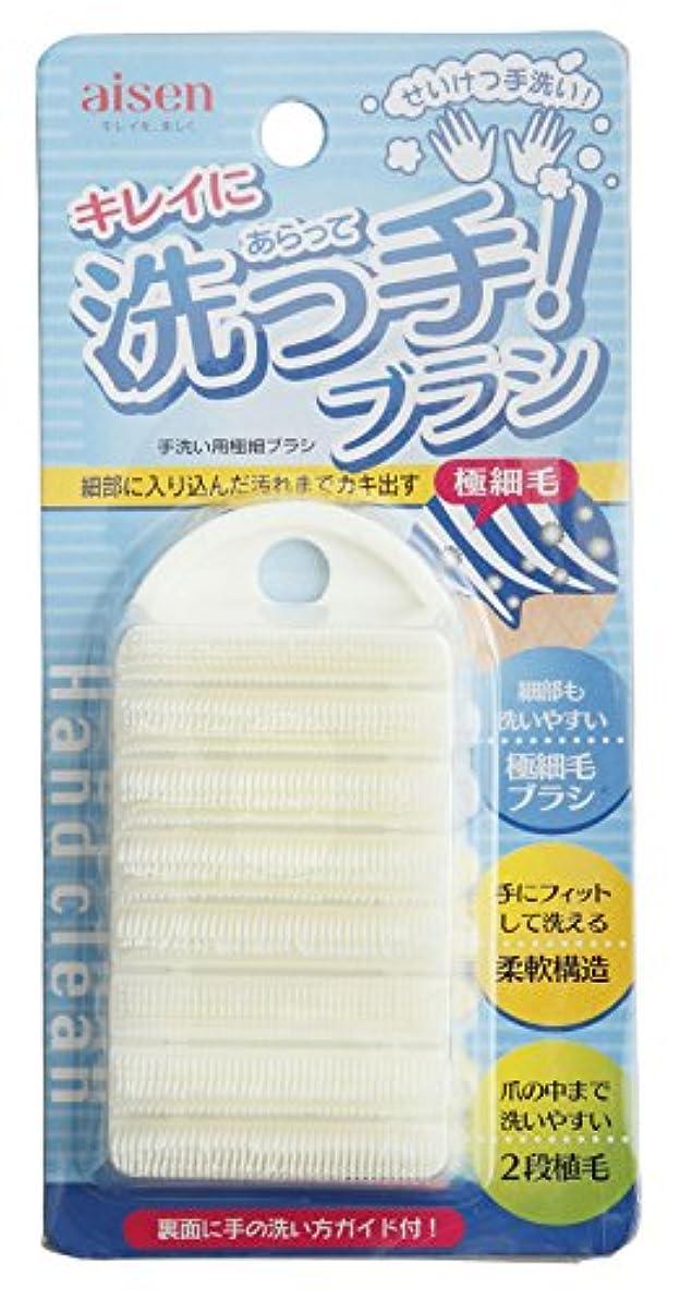 お風呂を持っている行く落ち着いてaisen きれいに洗っ手! ブラシ W BX161
