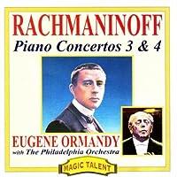 Rachmaninov;Piano Concs.3&4