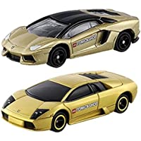 2つセットTomica Lamborghini Murcielago ( Tomy Mall限定) + Aventador lp700 – 4 ( Tomy Mallのみ)