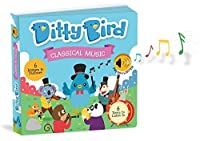 OUR BEST INTERACTIVE CLASSICAL MUSIC BOOK for BABIES. Board Book Music Player with Melodies Mozart. Educational Musical Toys for Baby Toddler 1 Year Old with Electronic Button. Baby Shower Gift [並行輸入品]