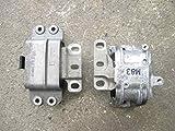 VW ゴルフ 1KCAX ミッション・エンジンマウント 2個セット 3718:128331